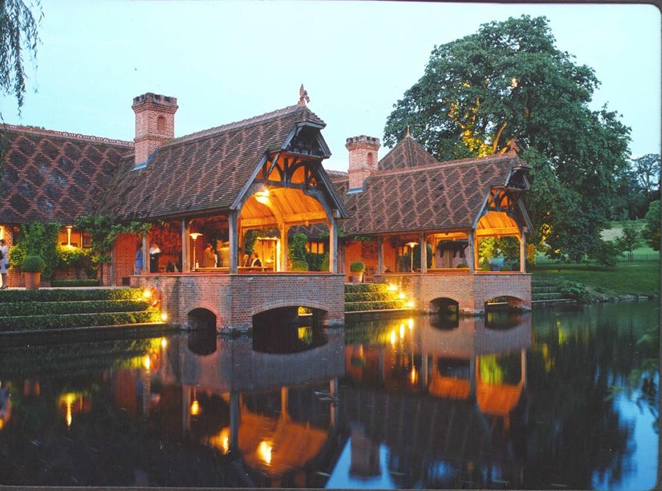 Wonderful Waterside Wedding Venues - The Dairy at Waddesdon Manor | CHWV