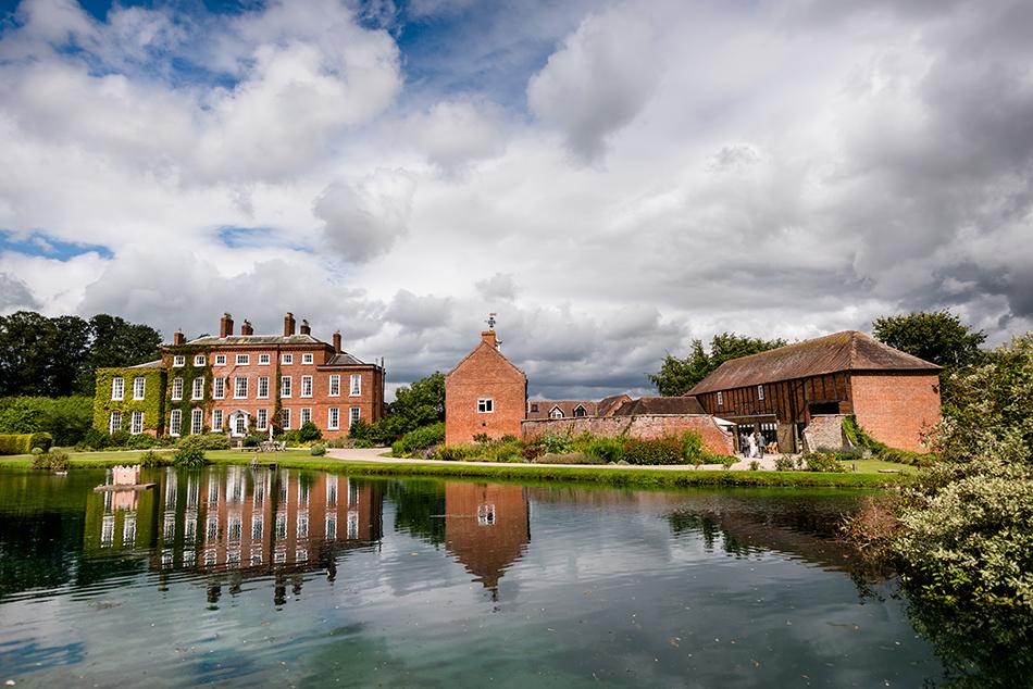 Wonderful Waterside Wedding Venues - Delbury Hall | CHWV