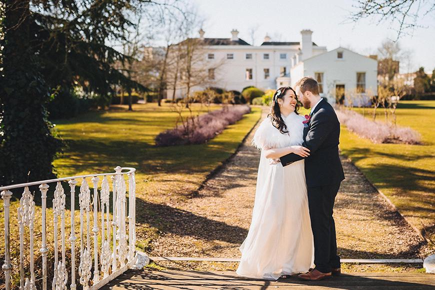 9 Unmissable Waterside Wedding Venues - Morden Hall | CHWV