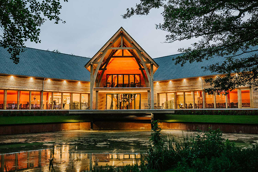 9 Unmissable Waterside Wedding Venues - The Mill Barns | CHWV