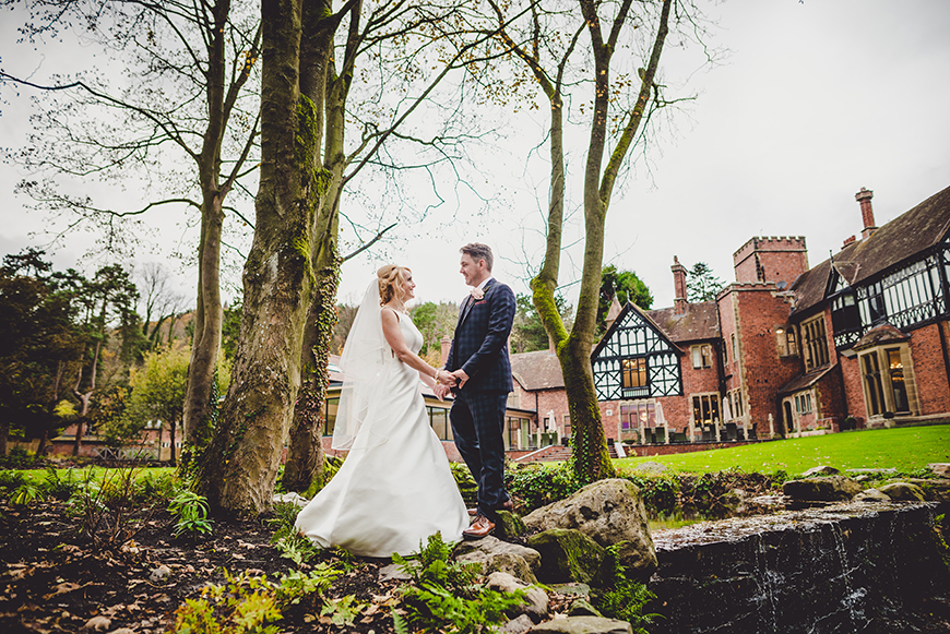 9 Unmissable Waterside Wedding Venues - Tyn Dwr Hall | CHWV