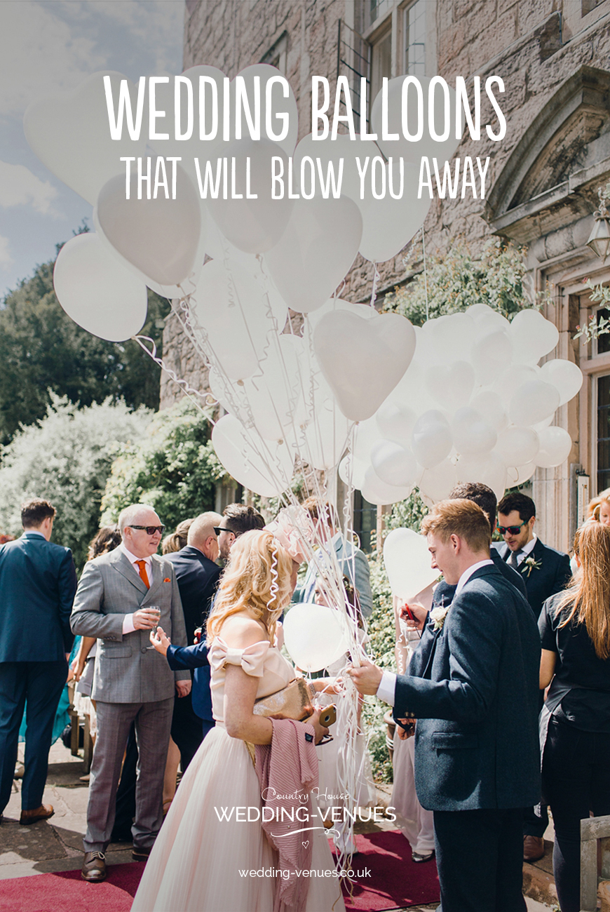 Wedding Balloons That Will Blow You Away! | CHWV