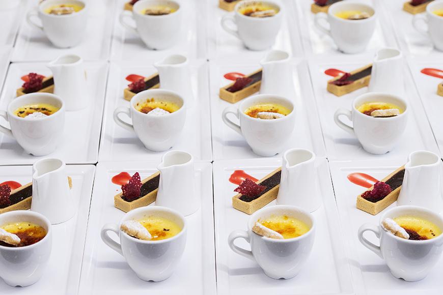 Comfort Food On Your Wedding Day - Dessert | CHWV
