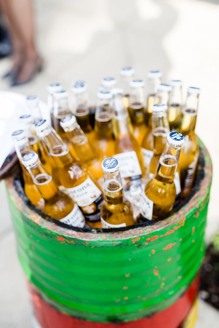 Wedding Drinks With A Difference - Beer drum | CHWV
