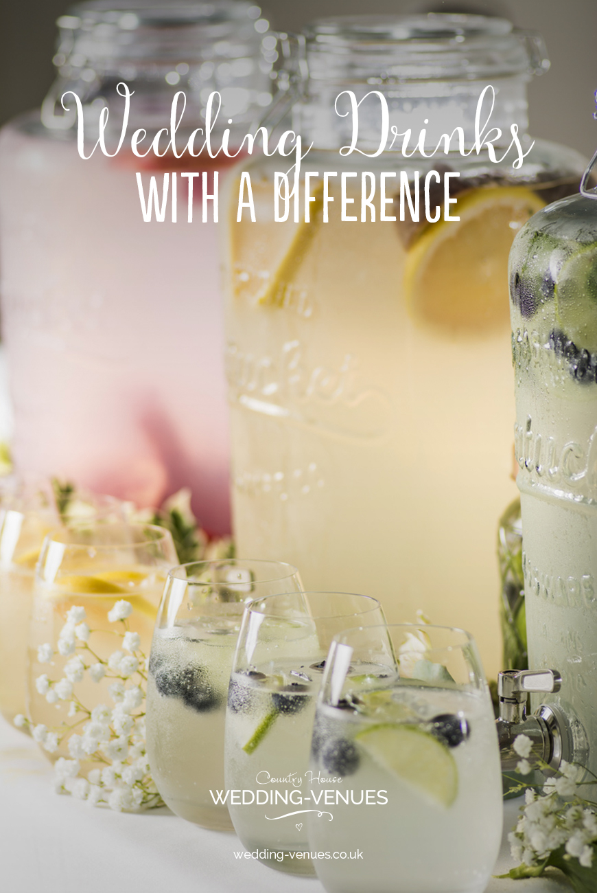 Wedding Drinks With A Difference | CHWV