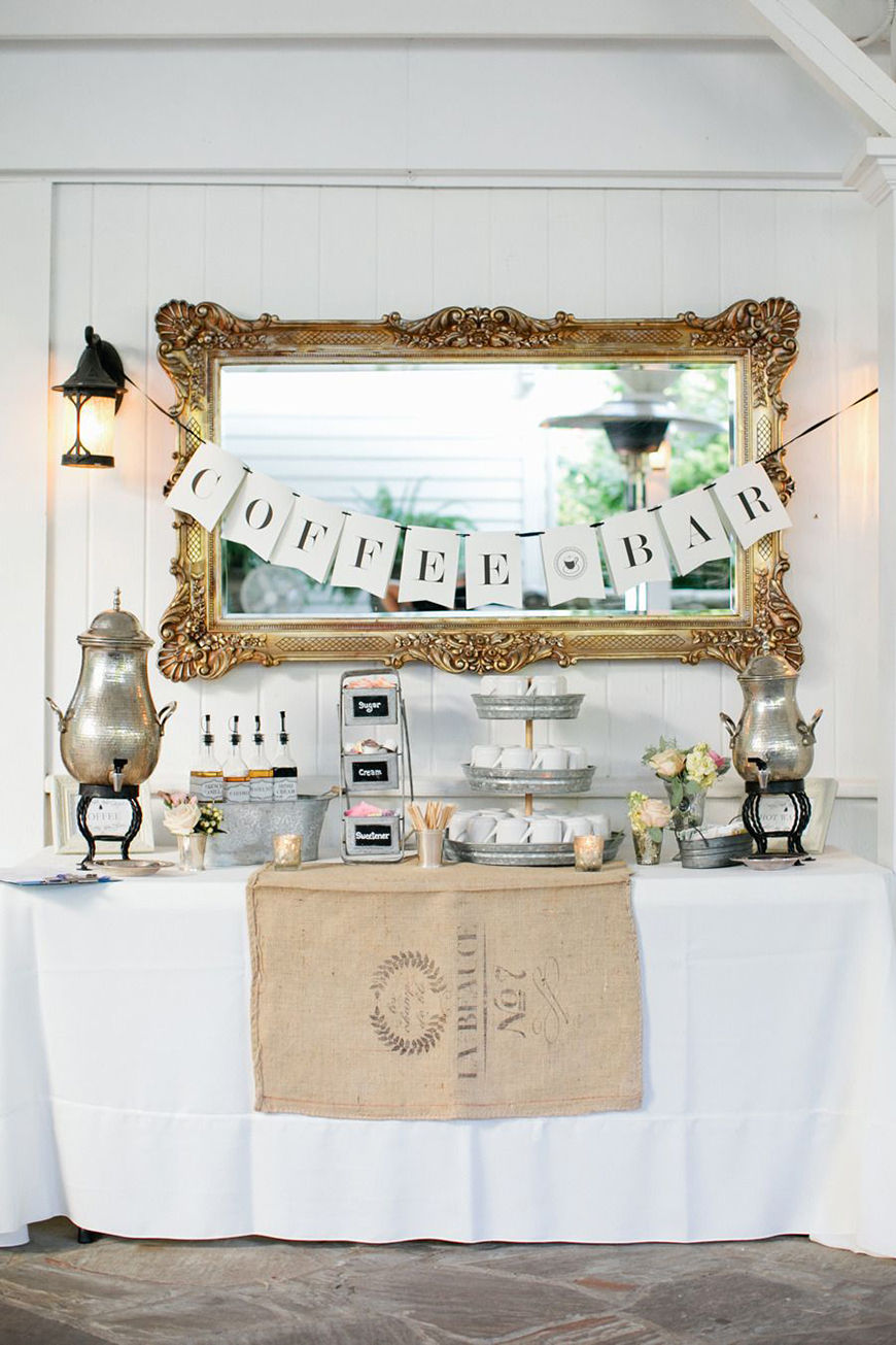 Wedding Drinks With A Difference - Coffee bar | CHWV