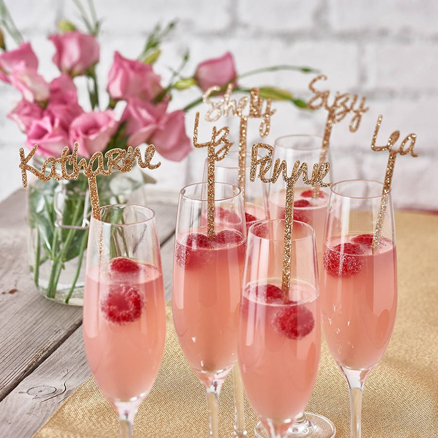 Wedding Drinks With A Difference - Swizzle stick | CHWV