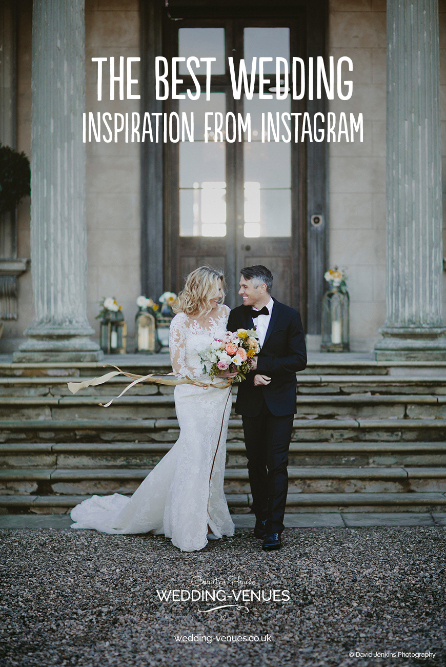 Be inspired by the best wedding Instagram accounts