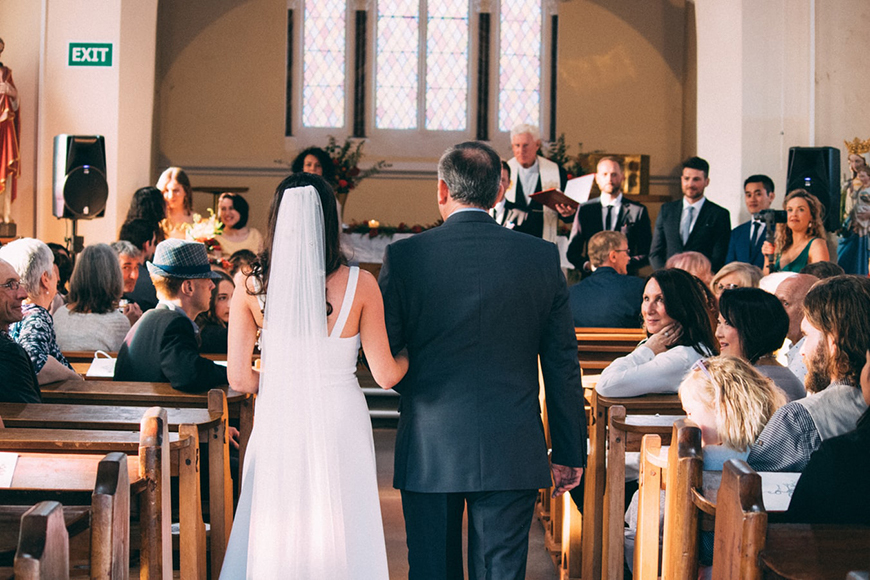 Wedding Songs For Every Part Of Your Day - Aisle | CHWV