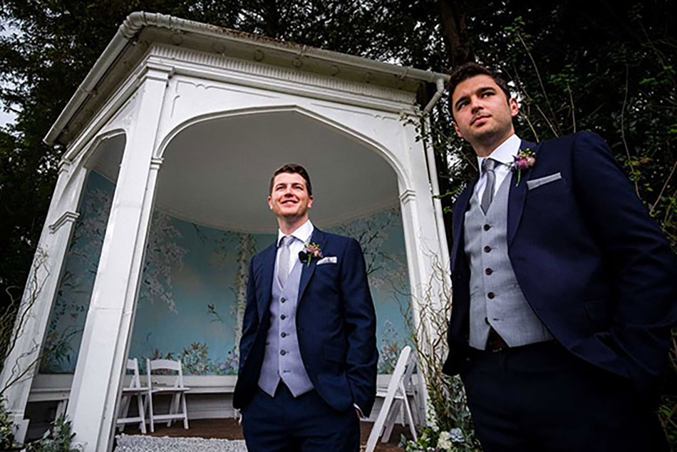 Wedding traditions you should break away from - Groom seeing the bride   CHWV