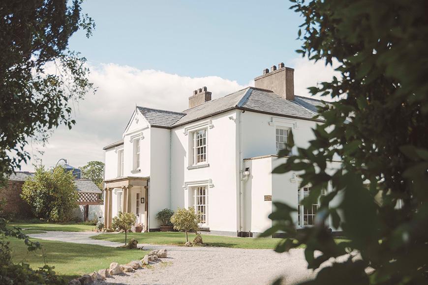 5 Wonderful Wedding Venues In Wales - Pentre Mawr | CHWV