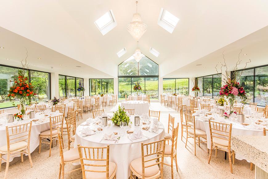 5 Wonderful Wedding Venues In Wales - Tyn Dwr Hall | CHWV