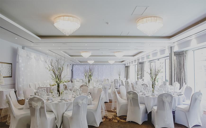 5 Wonderful Wedding Venues In Wales - Hensol Castle | CHWV
