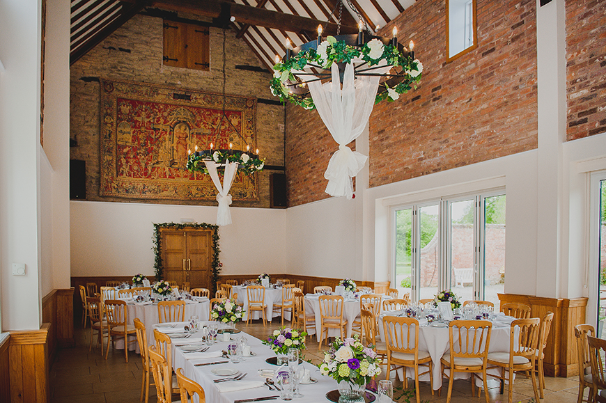 7 Stunning West Midlands Wedding Venues - Delbury Hall | CHWV