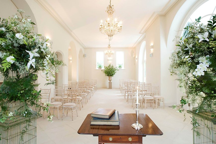 7 Stunning West Midlands Wedding Venues - Iscoyd Park | CHWV