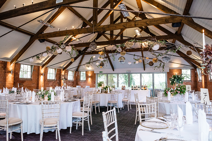 7 Stunning West Midlands Wedding Venues - Gorcott Hall | CHWV