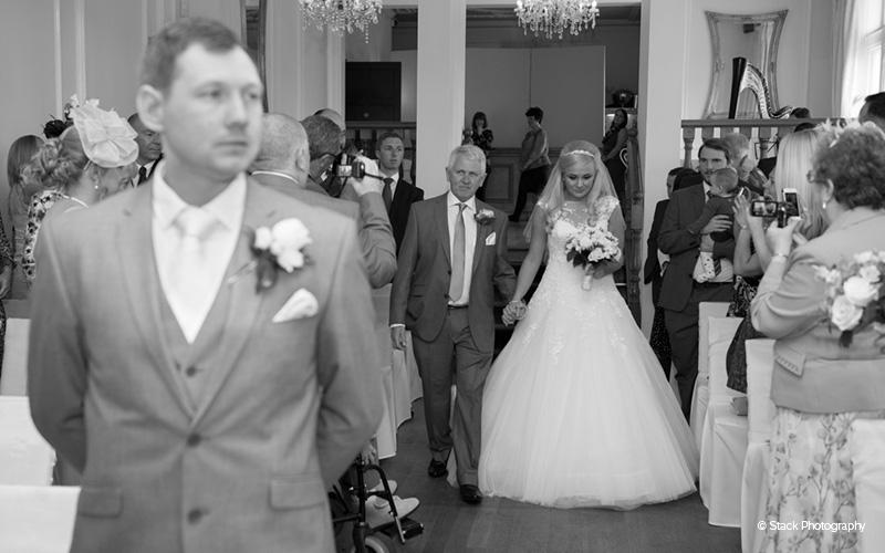 Grand Country House Wedding Venue Lancashire