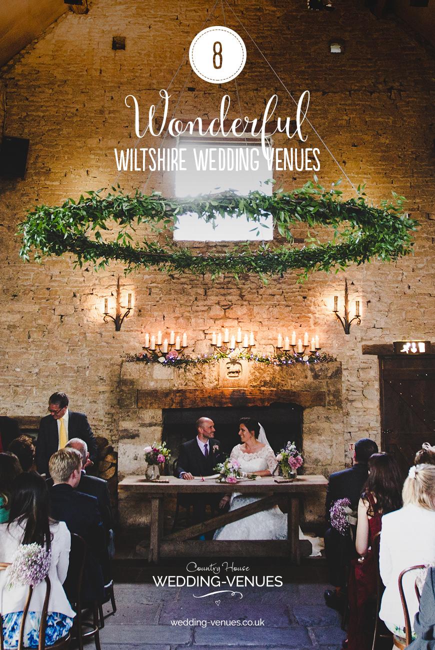 8 Wonderful Wiltshire Wedding Venues | CHWV