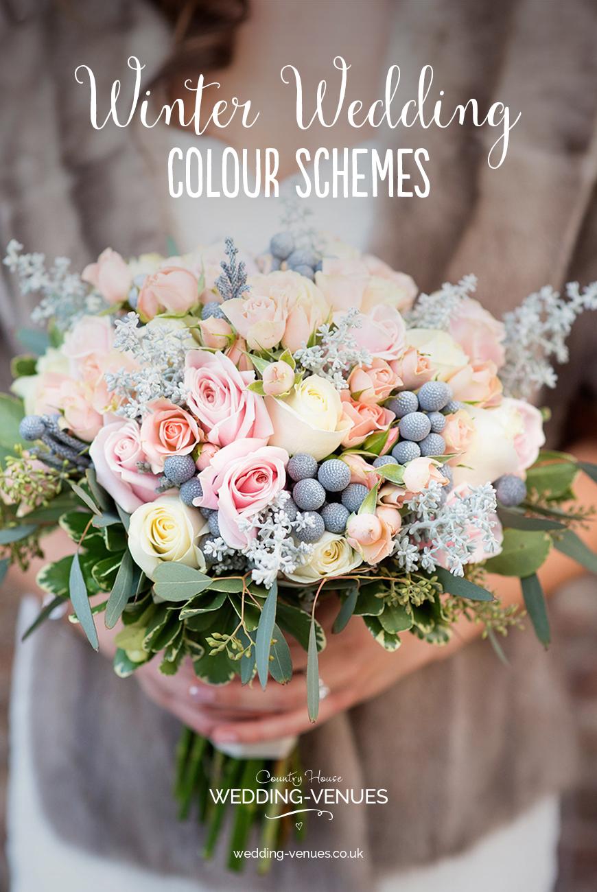 Wedding Ideas By Colour: Winter Wedding Colour Schemes | CHWV