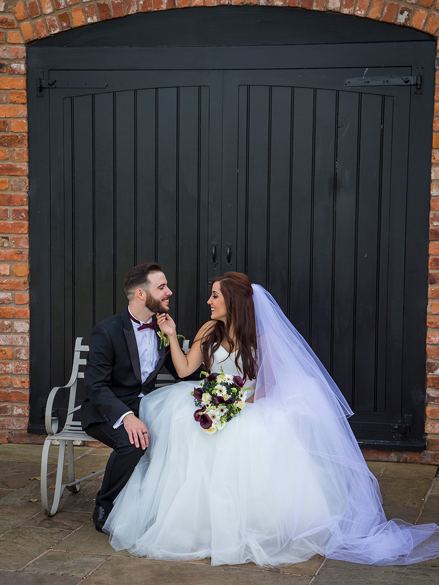 Yasmine and Richard's Arabian Wedding At Curradine Barns | CHWV