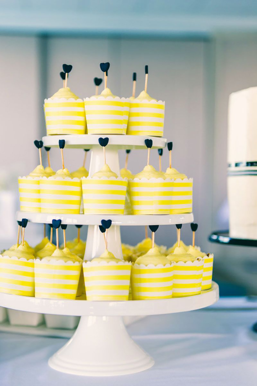 Wedding Ideas By Colour: Yellow Wedding Favours | CHWV