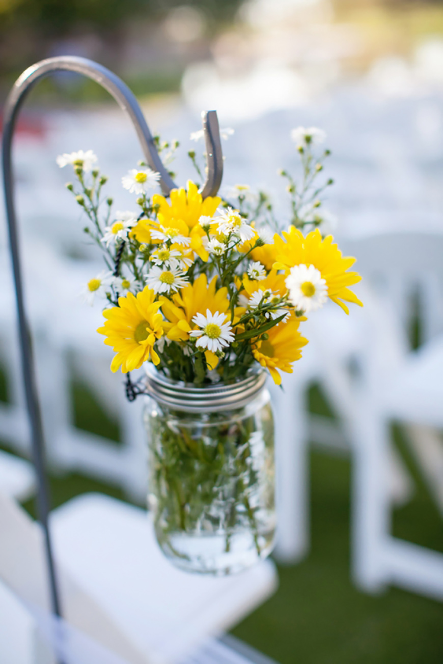 Yellow Wedding Flowers Wedding Ideas By Colour Chwv